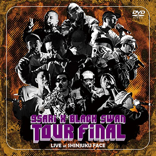 9sari×BLACK SWAN Tour Final Live at SHINJUKU FACE [DVD]