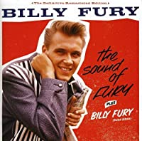 THE SOUND OF FURY + BILLY FURY + 10(IMPORT)