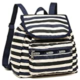 LESPORTSAC バッグ レスポートサック 9808 D941 SMALL EDIE BACKPACK リュック・バックパック COTTON STRIPE [並行輸入品]
