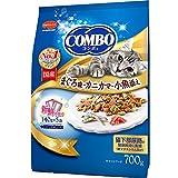 コンボ コンボ キャット まぐろ味・カニカマ・小魚添え 700g