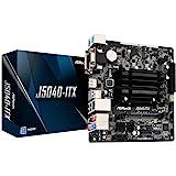 ASRock Intel Quad-Core Processor J5040チップセット搭載 Mini-ITXマザーボード 【国内正規代理店品】 J5040-ITX