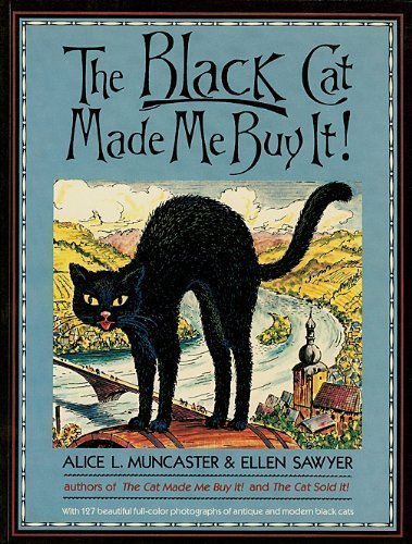 BLACK CAT MADE ME BUY IT