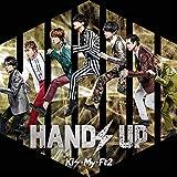 HANDS UP(CD+DVD)(初回盤A)