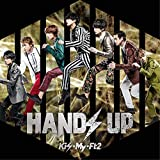 HANDS UP(CD+DVD)(初回盤A)