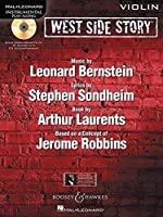 West Side Story: Violin (Hal Leonard Instrumental Play-along)
