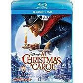 Disney's クリスマス・キャロル ブルーレイ+DVDセット [Blu-ray]