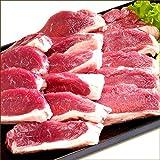 ラム肉 サフォーク 北海道産 サフォークラム ステーキ セット (たれ付き) 千歳ラム工房