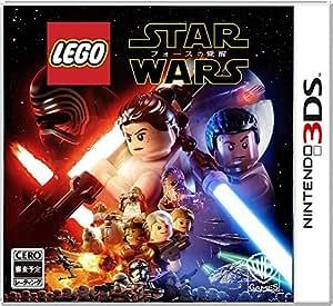 LEGO (R) スター・ウォーズ/フォースの覚醒 【先着購入特典】限定版「フィン」LEGO (R) ミニフィギュア付 & 【Amazon.co.jp限定】「カイロ・レン」ボタンバッジ付 - 3DS