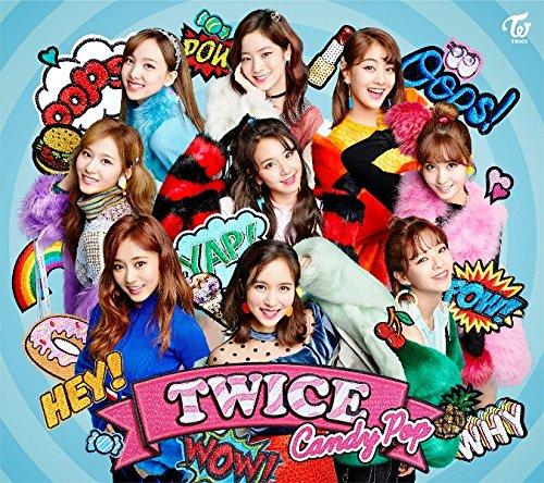 【Amazon.co.jp限定】Candy Pop(初回限定盤A)<CD+DVD>(B3ポスター付き)