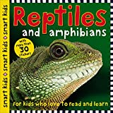 Reptiles and Amphibians: With More Than 30 Stickers (Smart Kids) 画像
