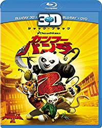 カンフー・パンダ2 3枚組3D・2Dブルーレイ&DVD [Blu-ray]