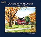 Country Welcome 2018 Calendar (Deluxe Wall)