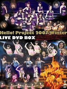 Hello!Project 2007 Winter LIVE DVD BOX【初回生産限定】