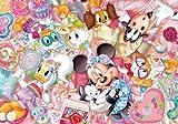 1000ピース ジグソーパズル ディズニー パジャマパーティー(51x73.5cm)