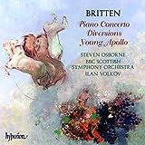 Piano Concerto Op.13 Diversions Op.21 Young Apollo