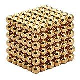 OBAST マグネットボール 216個セット 5mm  ゴールド