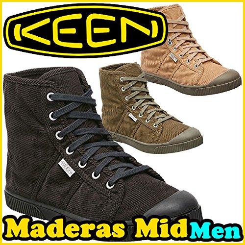 [キーン] KEEN Maderas Mid Maderas Mid M 1014071 (Phantom/28)
