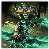 World of Warcraft 2018 Calendar