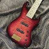 Sadowsky TYO Modern Edge 5string J Bass Trans Pink Stain with Purple Burst #5173 サドウスキー 5弦 エレキベース