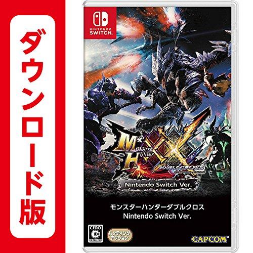 モンスターハンターダブルクロス Nintendo Switch Ver.|オンラインコード版...