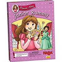 HABA Princess Mina - Junior Rummy - an Enchanting Classic Card Game for Ages 5 + (Made in Germany) [並行輸入品]