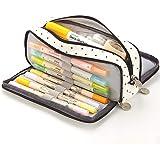 ペンケース 大容量 筆箱 多機能 ツールペンケース ポーチ 中小学生 高校生 大学生 男の子 女の子 子供 サラリーマン…