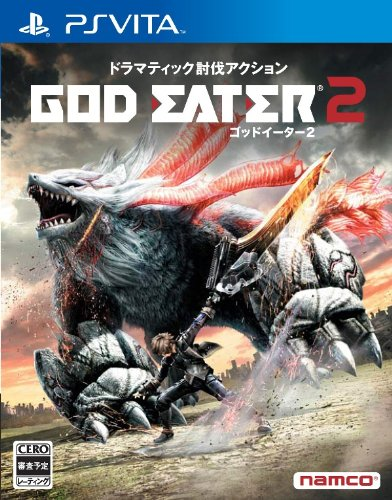 GOD EATER 2 - PS Vitaの詳細を見る