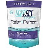 Epsoak Everyday Epsom Salt - 2 lbs. Relax + Refresh