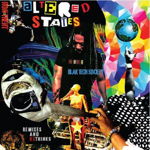 ALTERED STATES (輸入盤)の詳細を見る