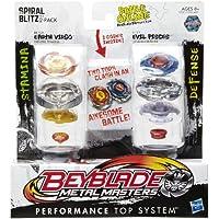 ベイブレードMetal Fusion Spiral Blitz 2 pack – Spiral Blitz