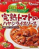 ハウス 完熟トマトのハヤシライスソース 210g×5個