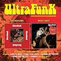 ULTRAFUNK / MEAT HEAT: 2CD DELUXE EDITION