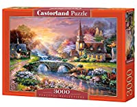 Castorland Puzzles Peaceful Reflections 3000 Piece Jigsaw Puzzle by Castorland