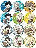 ユーリ!!! on ICE キャラバッジコレクション with マッカチン BOX商品 1BOX=12個入り、全12種類