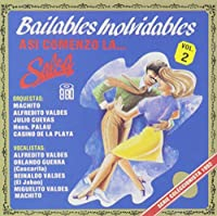 Vol. 2-Bailables Inolvidables