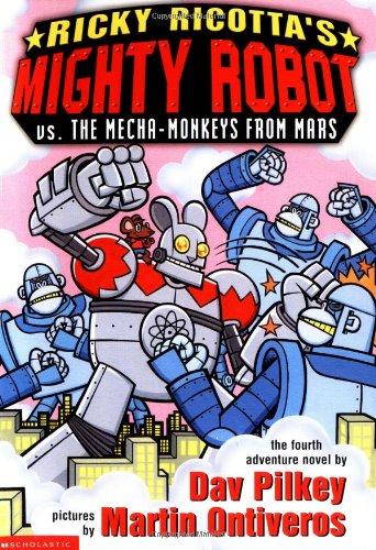 Ricky Ricotta's Mighty Robot Vs. the Mecha-monkeys from Marsの詳細を見る