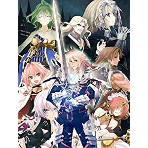 Fate/Apocrypha Blu-ray Disc Box I(完全生産限定版)