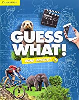 Guess What! Level 5 Activity Book with Home Booklet and Online Interactive Activities Spanish Edition