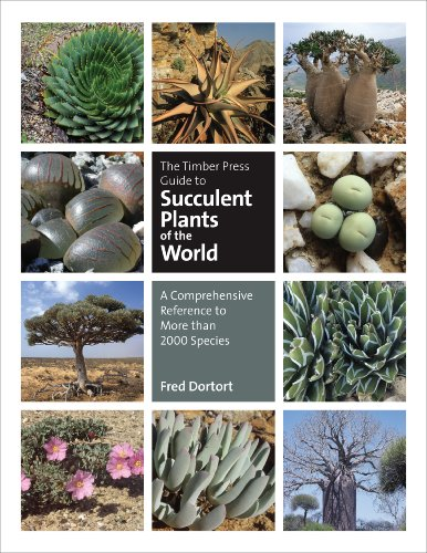 The Timber Press Guide to Succulent Plants of the World: A Comprehensive Reference to More than 2000 Species (English Edition)