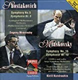 Shostakovich: Symphony No.5 / Miaskovsky: Symphony No.15