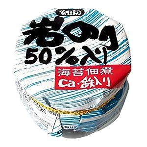 安田食品 Ca鉄入り岩のり入り 190g×10本