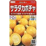 サカタのタネ 実咲野菜1103 サラダカボチャ コリンキー 00921103