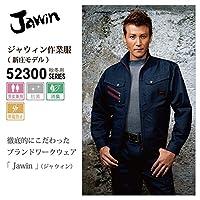 Jawin(ジャウィン) 秋冬 ノータック カーゴパンツ 新庄モデル 52302 色:シックブラック サイズ:96