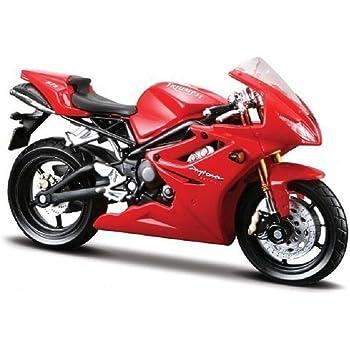 マイスト 1/18 トライアンフ Maisto 1/18 Triumph DAYTONA 675 オートバイ Motorcycle バイク Bike Model ロードバイク