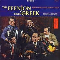 Feenjon Goes Greek