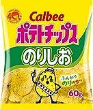 カルビー ポテトチップス のりしお味 60g