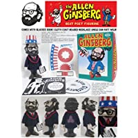 ALLEN GINSBERG DOLL + CD BOX SET
