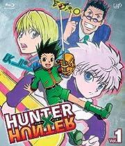 HUNTER × HUNTER ハンターハンターVol.1