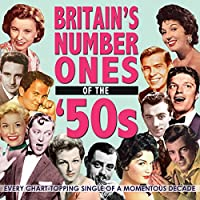Britains Number Ones of the 50's