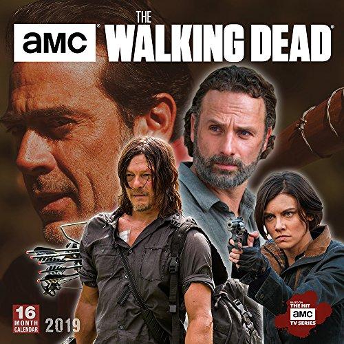 AMC The Walking Dead 2019 Calendar (Square)